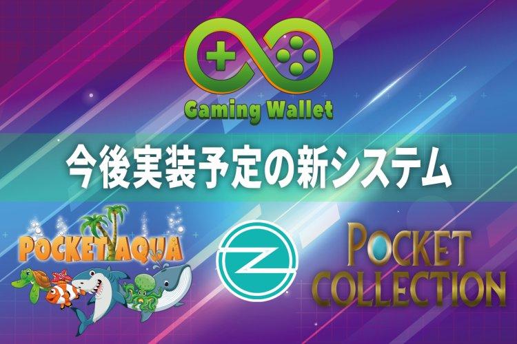 Pocket Aqua 【ロードマップ】